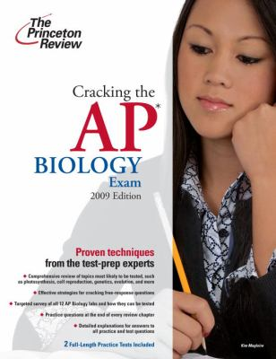 Cracking the AP Biology Exam 9780375428845