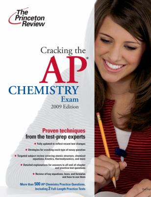 Cracking the AP Chemistry Exam 9780375428869