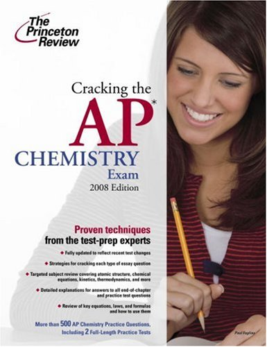 Cracking the AP Chemistry Exam 9780375766428