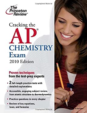 Cracking the AP Chemistry Exam 9780375429163