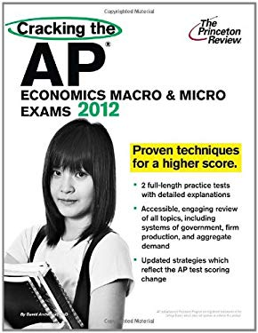 Cracking the AP Economics Macro & Micro Exams 9780375427268