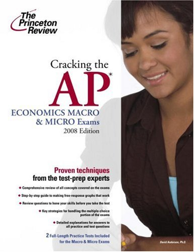 Cracking the AP Economics Macro & Micro Exams 9780375428418