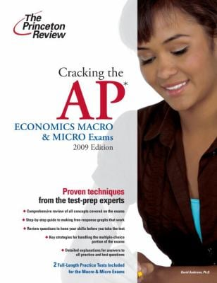Cracking the AP Economics Macro & Micro Exams 9780375428876
