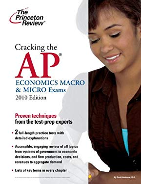 Cracking the AP Economics Macro & Micro Exams 9780375429170
