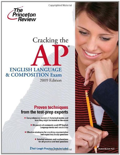 Cracking the AP English Language & Composition Exam 9780375428883