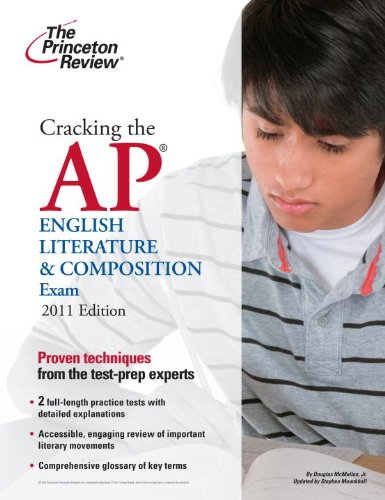 Cracking the AP English Literature & Composition Exam 9780375429996