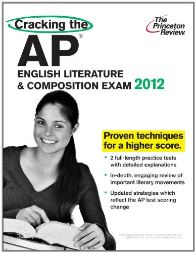 Cracking the AP English Literature & Composition Exam 9780375427282