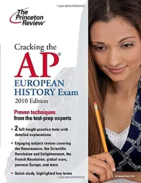 Cracking the AP European History Exam 9780375429453