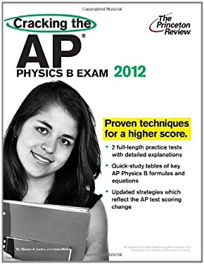 Cracking the AP Physics B Exam 9780375427312