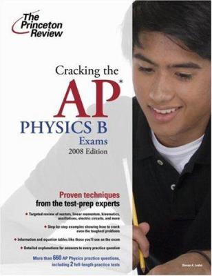 Cracking the AP Physics B Exam 9780375428463