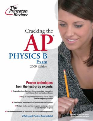 Cracking the AP Physics B Exam 9780375428920