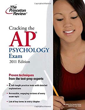 Cracking the AP Psychology Exam 9780375427800