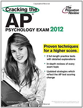 Cracking the AP Psychology Exam 9780375427336