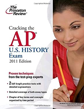Cracking the AP U.S. History Exam 9780375429910