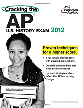 Cracking the AP U.S. History Exam 9780375427237