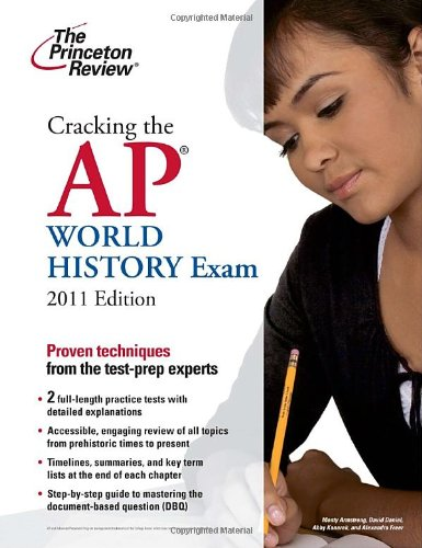 Cracking the AP World History Exam 9780375429958