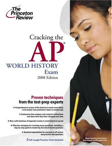 Cracking the AP World History Exam 9780375428524