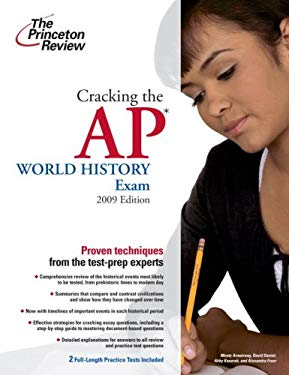 Cracking the AP World History Exam 9780375428982