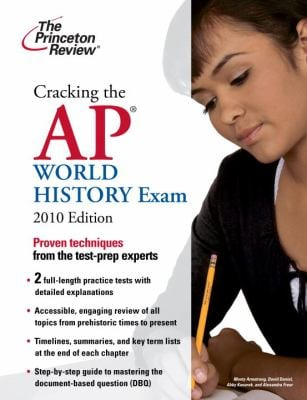 Cracking the AP World History Exam 9780375429538