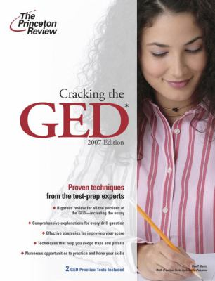 Cracking the GED 9780375765483