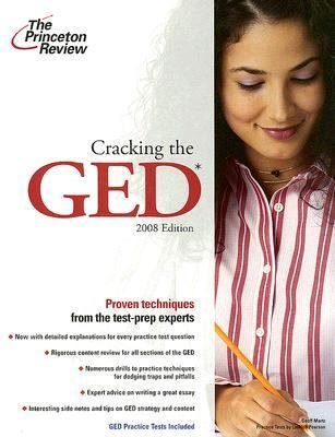 Cracking the GED 9780375766084