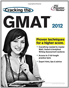 Cracking the GMAT 9780375428241