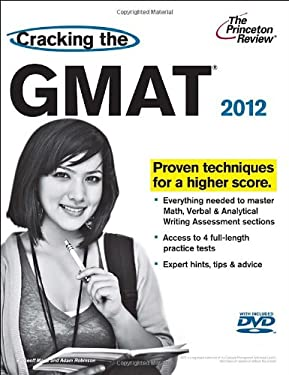 Cracking the GMAT [With DVD] 9780375428258