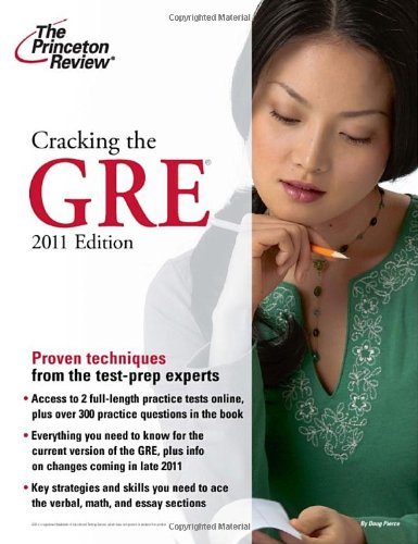 Cracking the GRE 9780375429774