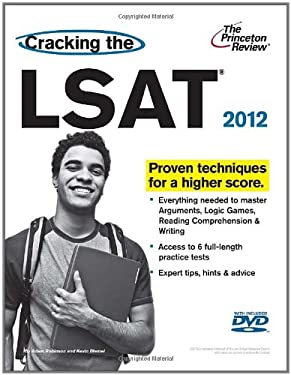 Cracking the LSAT [With DVD]