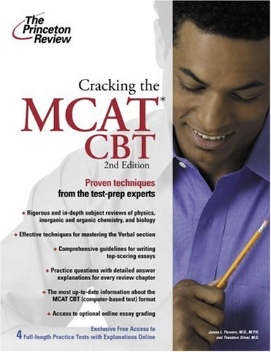 Cracking the MCAT CBT 9780375765971