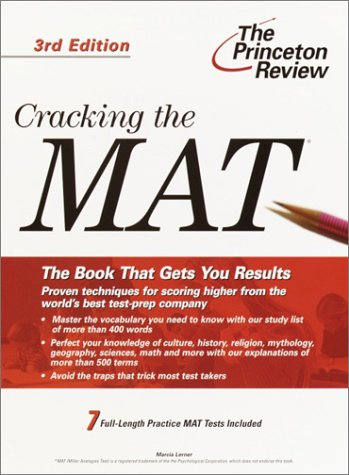 Cracking the Mat, 3rd Edition 9780375762642