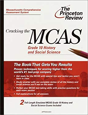 Cracking the McAs Grade 10 History and Social Science 9780375755903