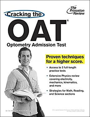 Cracking the Oat (Optometry Admission Test) 9780375427572