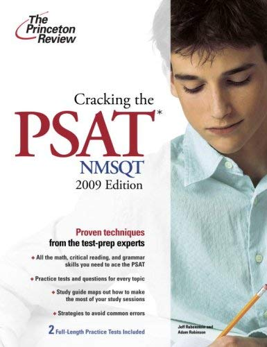 Cracking the PSAT/NMSQT 9780375428661