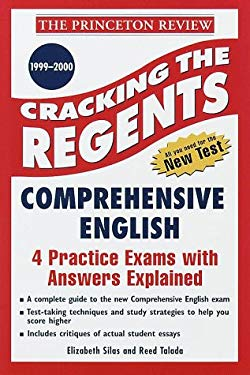 Cracking the Regents: Comprehensive English, 1999-2000 Edition 9780375752742