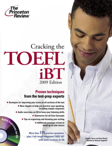 Cracking the TOEFL iBT [With CD]