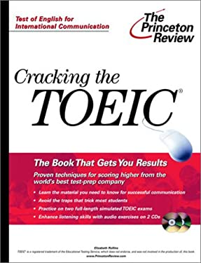 Cracking the Toeic with Audio CD [With CD] 9780375763274