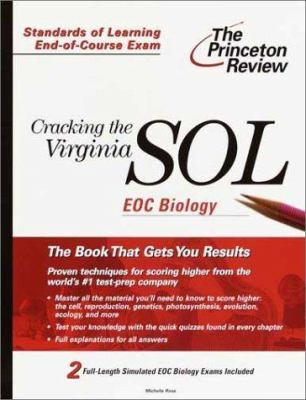 Cracking the Virginia Sol Eoc Biology 9780375755644