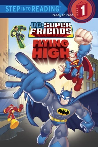 DC Super Friends: Flying High 9780375852084