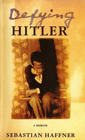 Defying Hitler: A Memoir 9780374161576