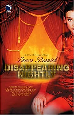 Disappearing Nightly 9780373802333