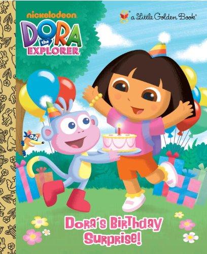 Dora's Birthday Surprise! 9780375861635