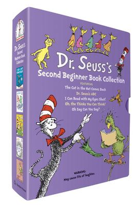 Dr. Seuss's Second Beginner Book Collection 9780375871283