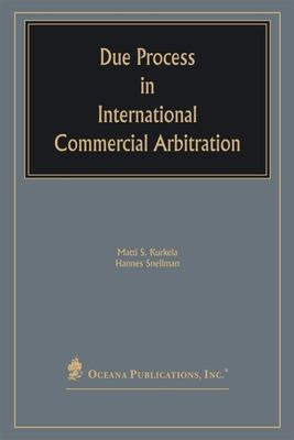 Due Process in International Commercial Arbitration 9780379215045