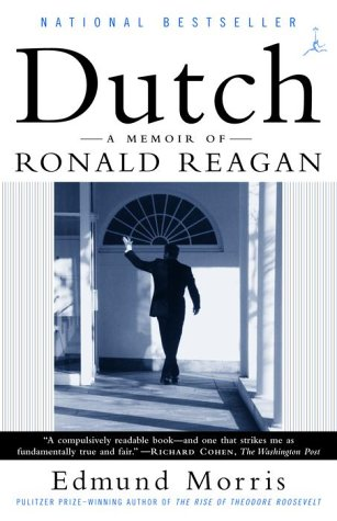 a review of edmund morris a memoir of ronald reagan Edmund morris, author of theodore rex, was born in kenya, educated in south   that could be considered a liability - or an asset - in writing a biography of   house biographer to ronald reagan, resulting in the much-criticized dutch.