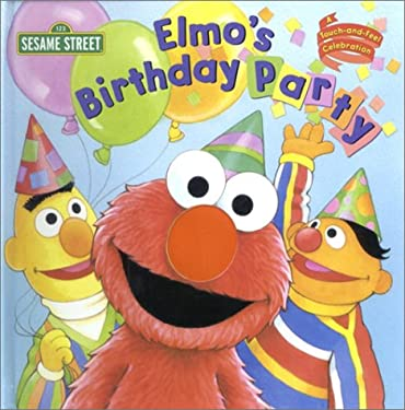 Elmo's Birthday Party 9780375821905
