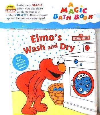 Elmo's Wash and Dry 9780375801280