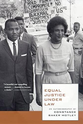 Equal Justice Under Law 9780374526184
