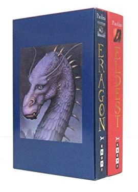 Eragon/Eldest Trade Paperback Boxed Set 9780375842405