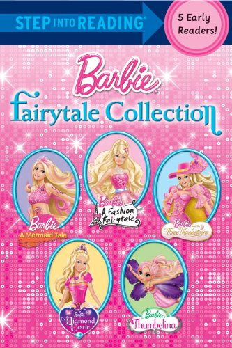 Barbie Fairytale Collection 9780375872556